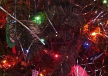 Lots of Christmas object lessons using Christmas lights, candy cane, gift, tree, etc.!  www.CreativeBibleStudy.com