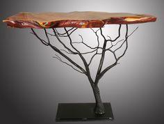 Gary Moser / The Welded Donkey Studio - Metal Sculpture Artists, Tables, Metal Wall Sculpture