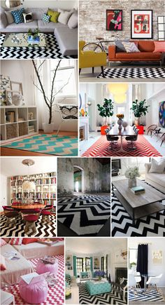 I love chevron rugs Sweet Home, Interior And Exterior, Interior Design, New Room, Home Decor Inspiration, Decoration, Ideal Home, Home Projects, Home Furnishings