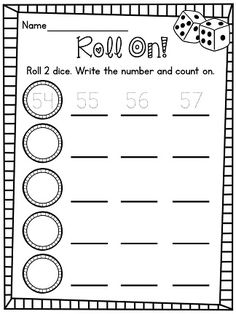 Different ways to represent the same number....perfect for