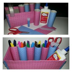 Diy Shoebox Storage Idea(: