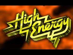 HIGH ENERGY - Samantha Gilles -  S T O P