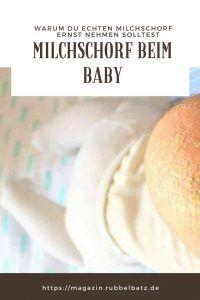 Was tun gegen Milchschorf beim Baby? - Das musst Du wissen!