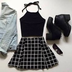 Look at our simplistic, cozy & just stylish Casual Fall Outfit inspirations. Get motivated with one of these weekend-readycasual looks by pinning the best looks. casual fall outfits for women Cute Grunge Outfits, Indie Outfits, Casual Outfits, Grunge Clothes, Grunge Shoes, Style Clothes, Indie Clothes, Fall Outfits, Casual Dresses