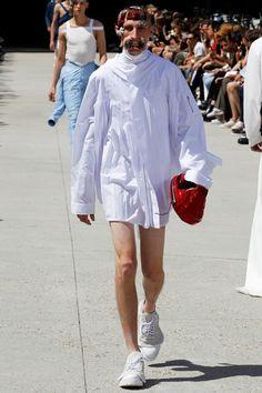 Sfilata Moda Uomo Hood by Air Parigi - Primavera Estate 2016 - Vogue