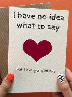Sympathy cards, loss card, thinking of you cards, bereavement card