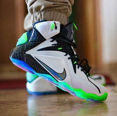 81447fcc9878 Nike LeBron 12