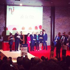 #delaUz #AJEAsturias #gala #premios