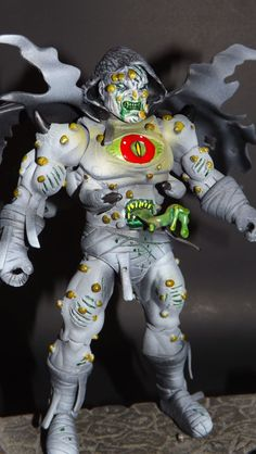 Sightmare (Elixor 2nd incarnation) (Masters of the Universe) Custom Action…