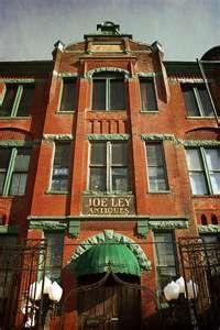 Joe Ley's Antiques, Louisville, Ky