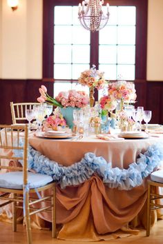 table's ruffle