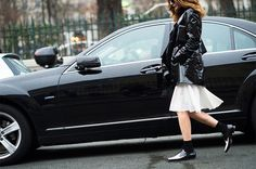Don't Like Patent Leather? 11 Looks That Will Change Your Mind via @WhoWhatWearUK