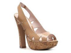 6f6182c337d Audrey Brooke Angela Patent Sandal Nude Shoes