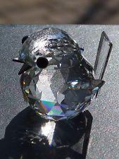 Swarovski Silver Crystal Sparrow 7650 NR 020 - $21.51