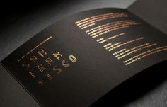 The Art Directors Club, New York, approached us to design an identity and invitation for itsCreative Directors Dinner series – a series of global dinners attended by the biggest and brightest creative directors from agencies such as Saatchi & Saatchi and Wolff Olins. We finished the invitations usinglettering and illustrations in copper foil on Neenah...  Read more »