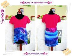 ✂ KITTY #2 ✂ Kennt IHR schon das neue Schnittchen von allerlieblichst Taschen & Täschchen !  <3 KITTY <3 ✂ SooOooOoo viele MÖGLICHKEITEN hast du mit KITTY!!! Ein süßes luftiges VOKUHILA Shirt...mit kurzen und langen Ärmeln :) Mache dir auch eins ;) Hüpf <3 ✂ Weitere Infos zum Schnittchen und PICS im Hummelschn Blog <3 ✂ http://hummelschn.blogspot.de/2016/10/kitty-2.html