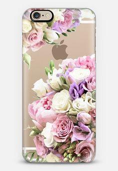 vinatge flowers iPhone 6 case by Marta Olga Klara   Casetify