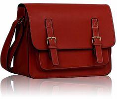 Messenger bag - Red