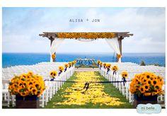 Southern California // Alisa + Jon // Terranea Resort Wedding // Photos