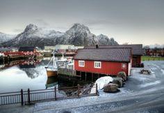 Explore Norway like in the Disney's movie Frozen.