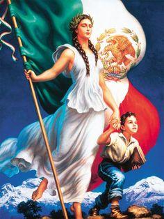 Image detail for -Painter: Jesús Helguera (1910 – 1971) « Famous Mexican Artists
