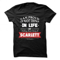 SCARLETT-the-awesome - #shirt with quotes #tshirt recycle. I WANT THIS => https://www.sunfrog.com/LifeStyle/SCARLETT-the-awesome-81702330-Guys.html?68278
