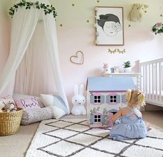 our little belle girls lamp light in this darling space by @littlewillemsens #kidsnightlight #littlebelle #kidsdecor #girlsroom #girlsroomdecor
