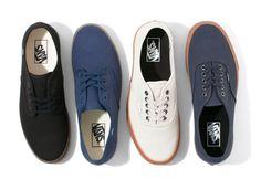Vans Gumsole Pack (Summer 2014) - EU Kicks: Sneaker Magazine