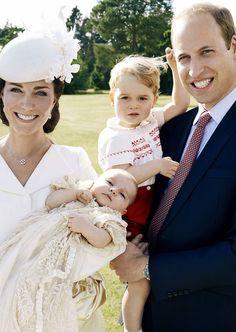 Awwww! So wundervoll sind die Bilder der Royal-Family von Mario Testino