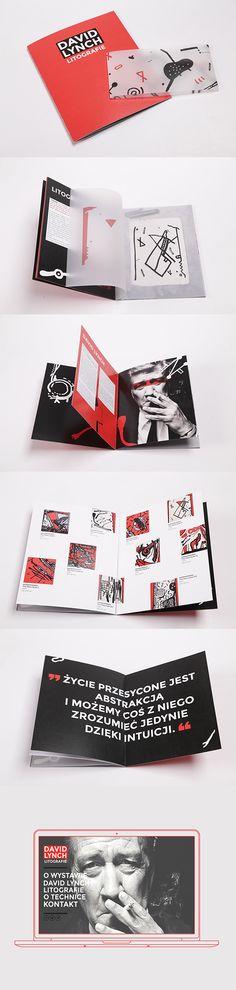 Book&Web about D.Lynch - lithographer https://www.behance.net/gallery/19671851/Book-Web-about-DLynch