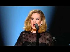 adele doing her thing