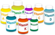 How vitamins work in our bodies