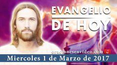Evangelio de Hoy Miércoles 1 de Marzo 2017  Que no sepa tu mano izquierd...