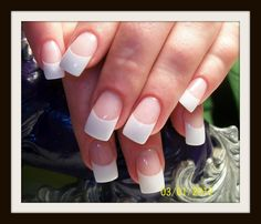Lovely French Manicure Find This Pin And More On Backscratchers Nail