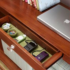 Table It! Sneaky Storage Solutions