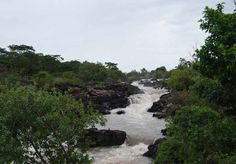 Rio Kuvango, Huíla - Angola