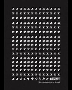 Anúncio Alltype para Nescafé