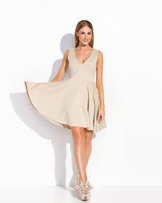 Sukienka rozkloszowana - NAJLEPSZE STYLIZACJE