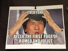 Romeo and Juliet - Shakespeare humor