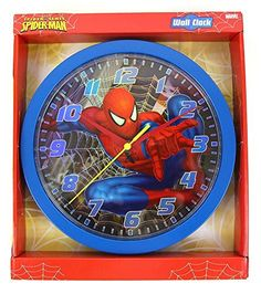 Spiderman Spider Sense Wall Clock >>> Visit the image link more details.