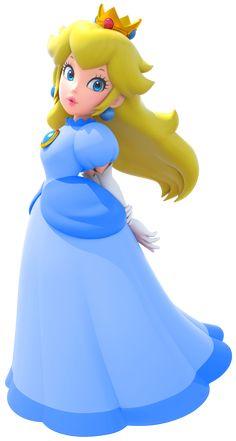 Super Princess Peach, Super Mario Princess, Nintendo Princess, Princess Daisy, Super Mario Brothers, Super Mario Bros, Peach Mario, Mario And Luigi, Complimentary Colors