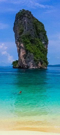 Our Favorite Beaches in Krabi, Thailand http://tielandtothailand.com/favorite-beaches-krabi-thailand/