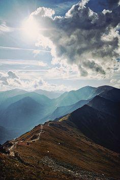 Tatras, via Flickr. Europe.