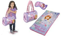 Groupon - Disney and Mattel 3-Piece Sleepover Sets. Multiple Characters Available. Free Returns. in Online Deal. Groupon deal price: $24.99