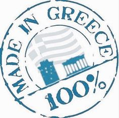 made in Greece! Old Posters, Nana Mouskouri, Greek Flag, Island Quotes, Greek Culture, Greek Quotes, Greek Life, Love To Shop, Ancient Greece