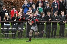 The High School v St. Conleth's College - Vinnie Murray Cup 1st Round