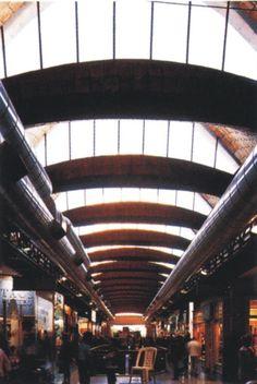 Vista interior de Montevideo Shopping