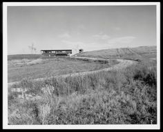 Richard Neutra's Little-Known Modernist House on the Prairie