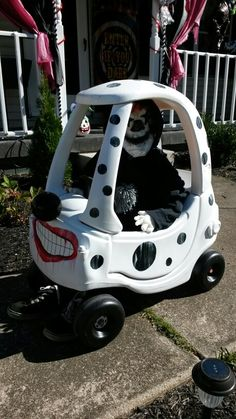 Halloween 2014 clown car