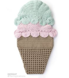 How To Make A Double Scoop Crochet Snuggle Sacknull